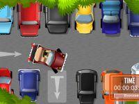 Geübter Autofahrer