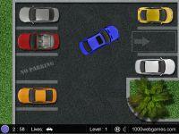 Parkplatz Suche